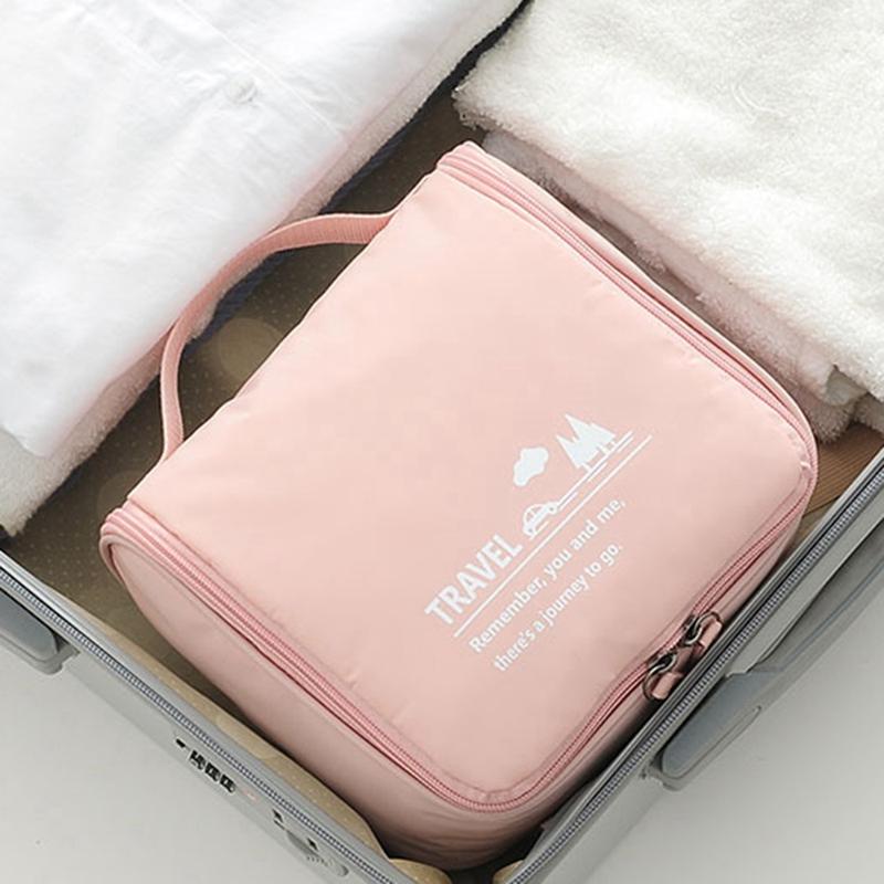 Mode-Voyage-Cosmetique-Sac-Organisateur-Trousse-de-Toilette-Hommes-Impermea-D8R2 miniature 25