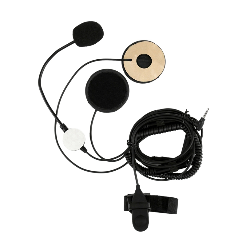 Motorcycle-Helmet-Headset-Microphone-for-Yaesu-Vertex-Vx-3R-Vx-5R-Vx-400-VZ1L5