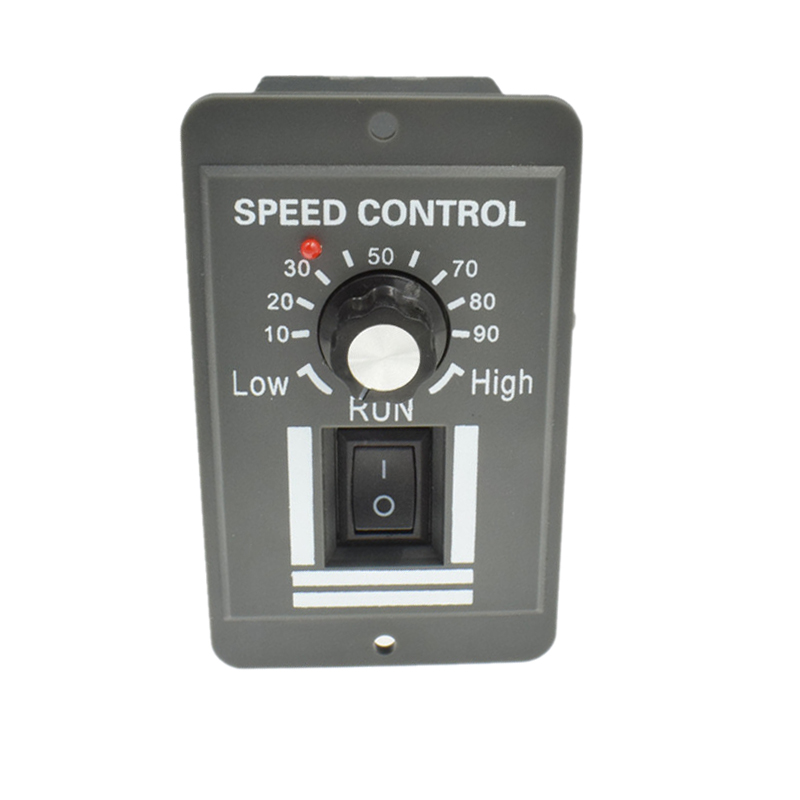 DC 9V-55V 12V 24V 48V 40A High Power PWM DC Brush Motor Speed Controller Switch