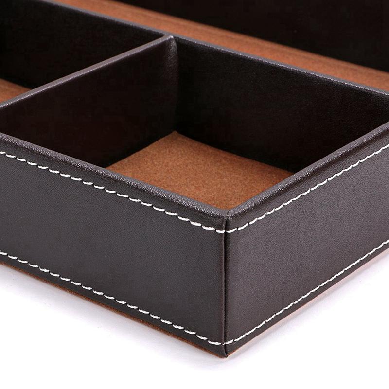 4-Organisateur-de-Tiroir-de-Bureau-pour-Fente-Organisateur-de-Rangement-po-H9K4 miniature 9