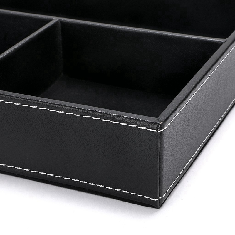 4-Organisateur-de-Tiroir-de-Bureau-pour-Fente-Organisateur-de-Rangement-po-H9K4 miniature 11