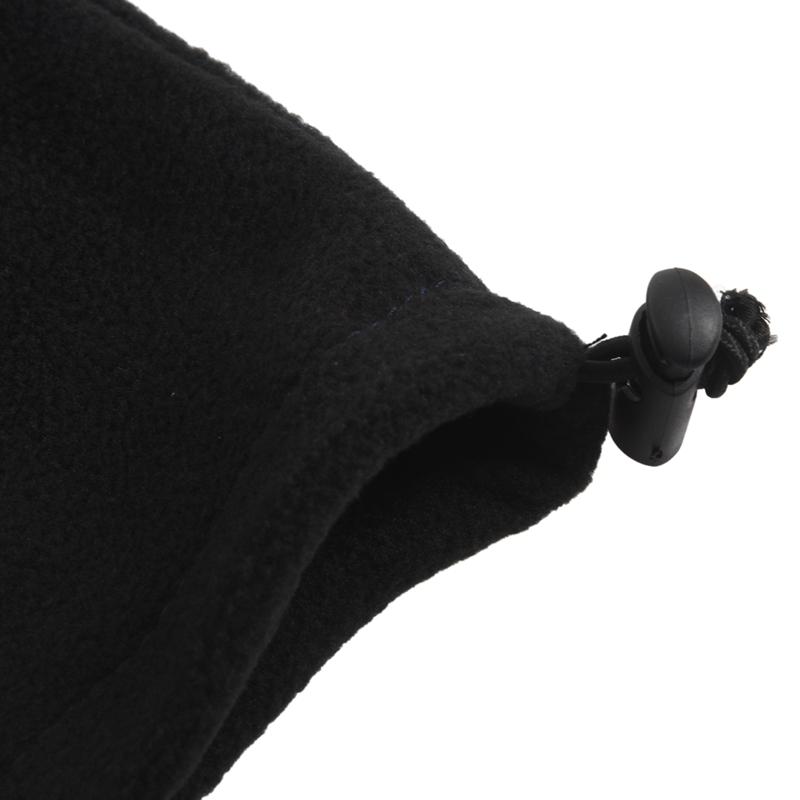 4 in 1 uomo Copricollo sciarpa cappuccio Balaclava Scaldacollo cappello di N7Q6