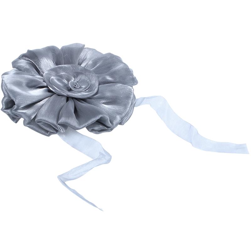 1pair-Fleur-Rose-Rideau-De-La-Fenetre-Embrasse-Pince-Boucle-Crochet-De-Fixa-R5O6 miniature 4