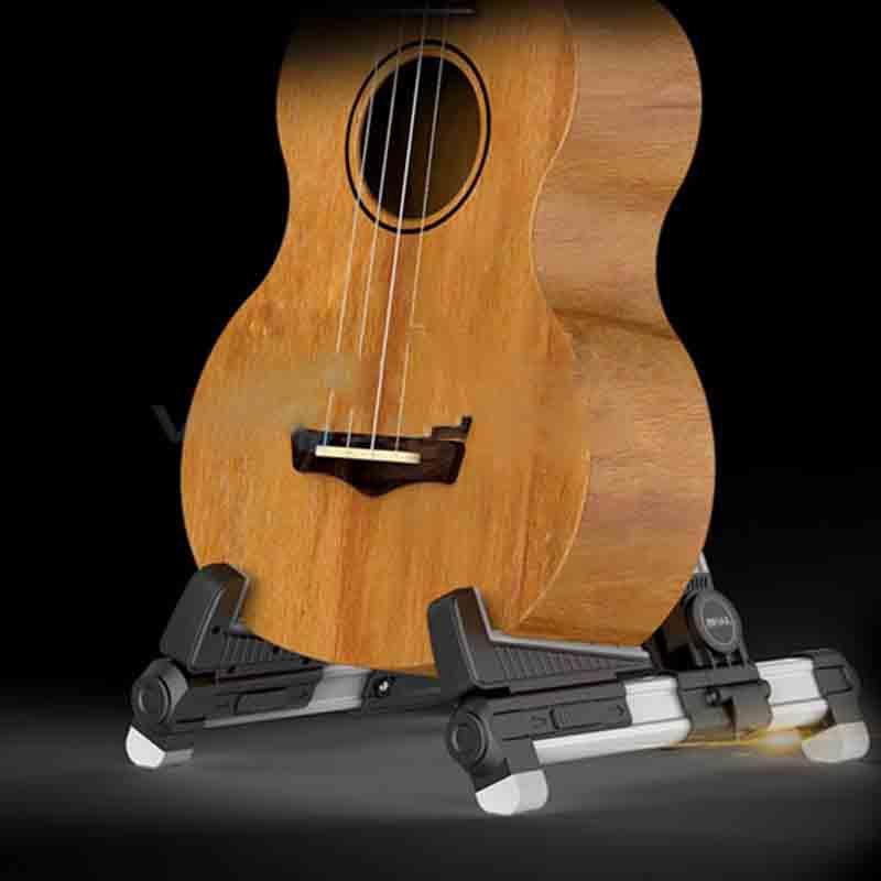 Violine 1 Paar faltbares Gitarrenständer-Zubehör für Ukulele