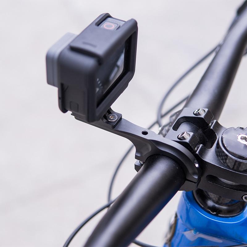 thumbnail 5 - 1X-For-Gopro-Bicycle-Bracket-Simple-Model-360-Degree-Rotating-Bicycle-Handl-S3U5