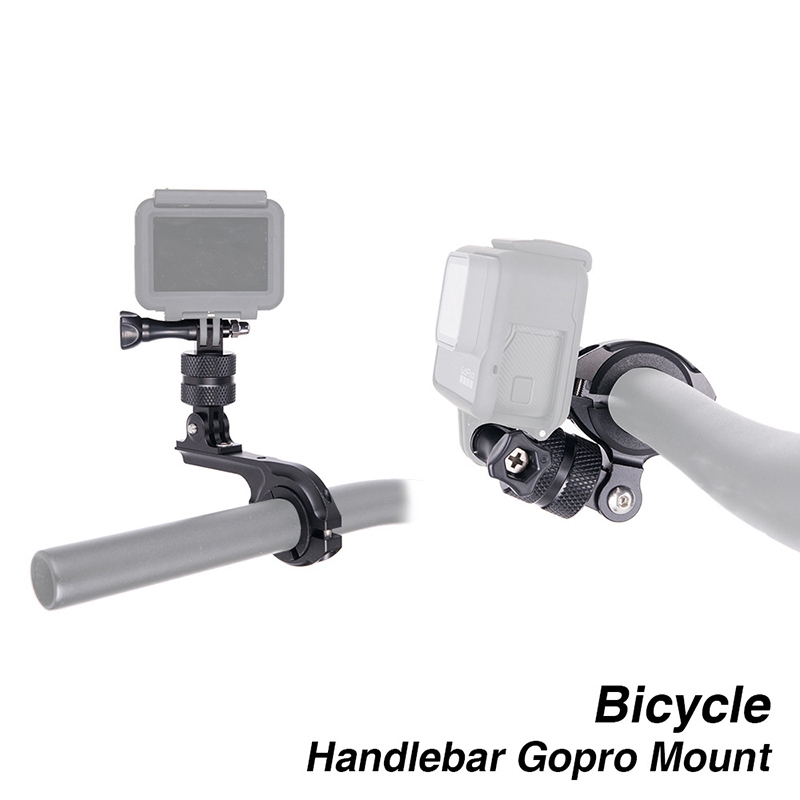 thumbnail 8 - 1X-For-Gopro-Bicycle-Bracket-Simple-Model-360-Degree-Rotating-Bicycle-Handl-S3U5