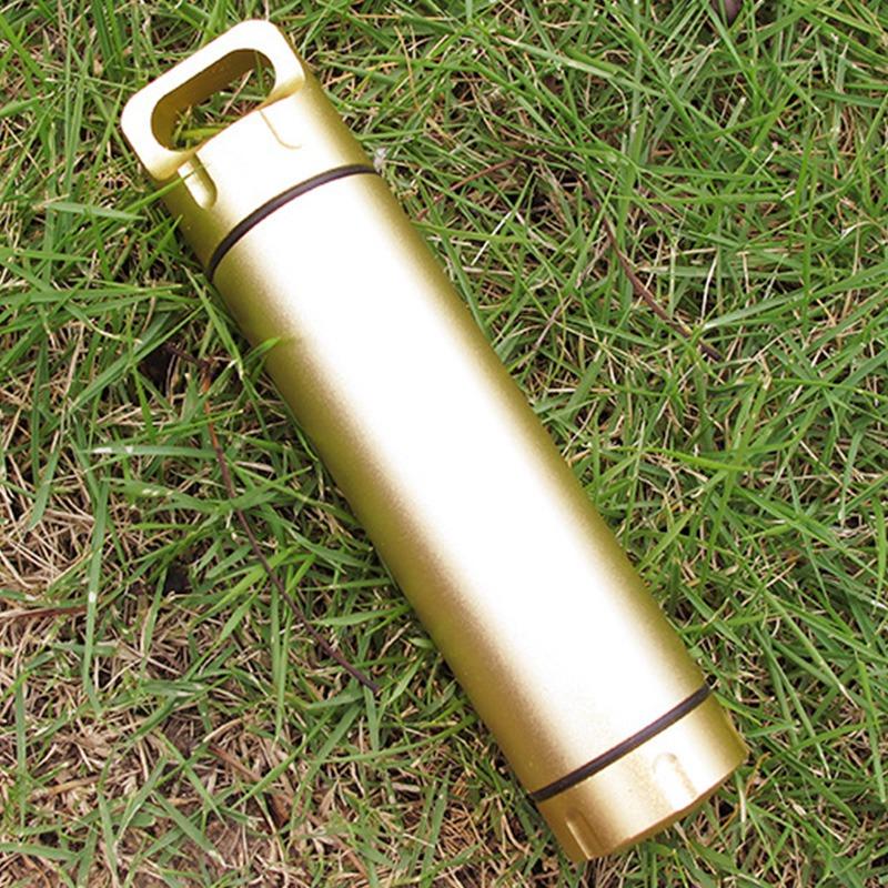 2X-Caja-de-Tanque-Portatil-una-Prueba-de-Agua-Al-Aire-Libre-Capsula-Sello-B-N9C7 miniatura 6