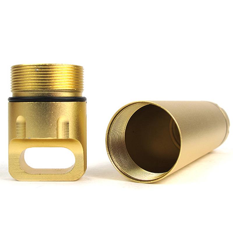 2X-Caja-de-Tanque-Portatil-una-Prueba-de-Agua-Al-Aire-Libre-Capsula-Sello-B-N9C7 miniatura 8