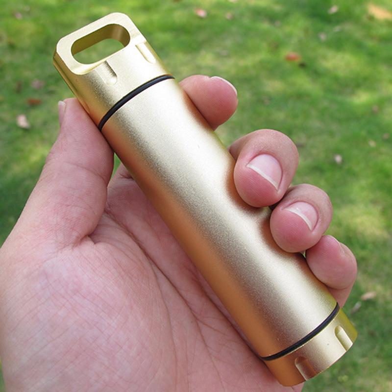 2X-Caja-de-Tanque-Portatil-una-Prueba-de-Agua-Al-Aire-Libre-Capsula-Sello-B-N9C7 miniatura 10