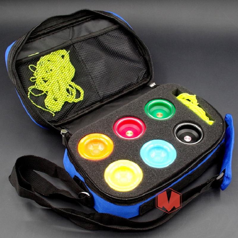 Magicyoyo-Ghost-Yoyo-Bag-Paquete-de-Admision-Yo-Yo-Profesional-Yoyo-Collect-E7T3 miniatura 11