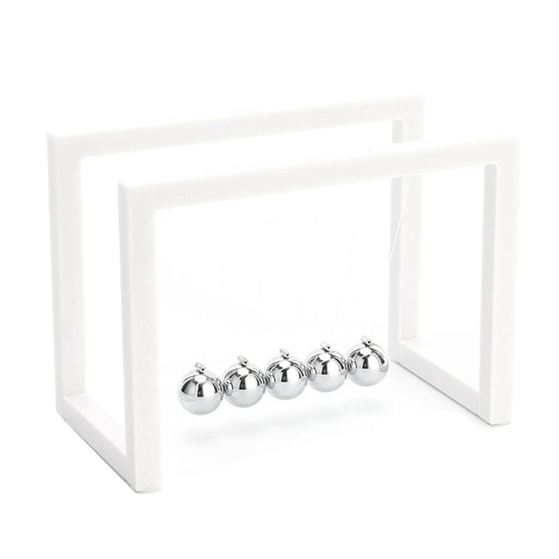 Newton-Balls-Wiege-Gleichgewicht-Ball-Newtons-Pendel-Ornamente-Haupt-Dekora-P3M3