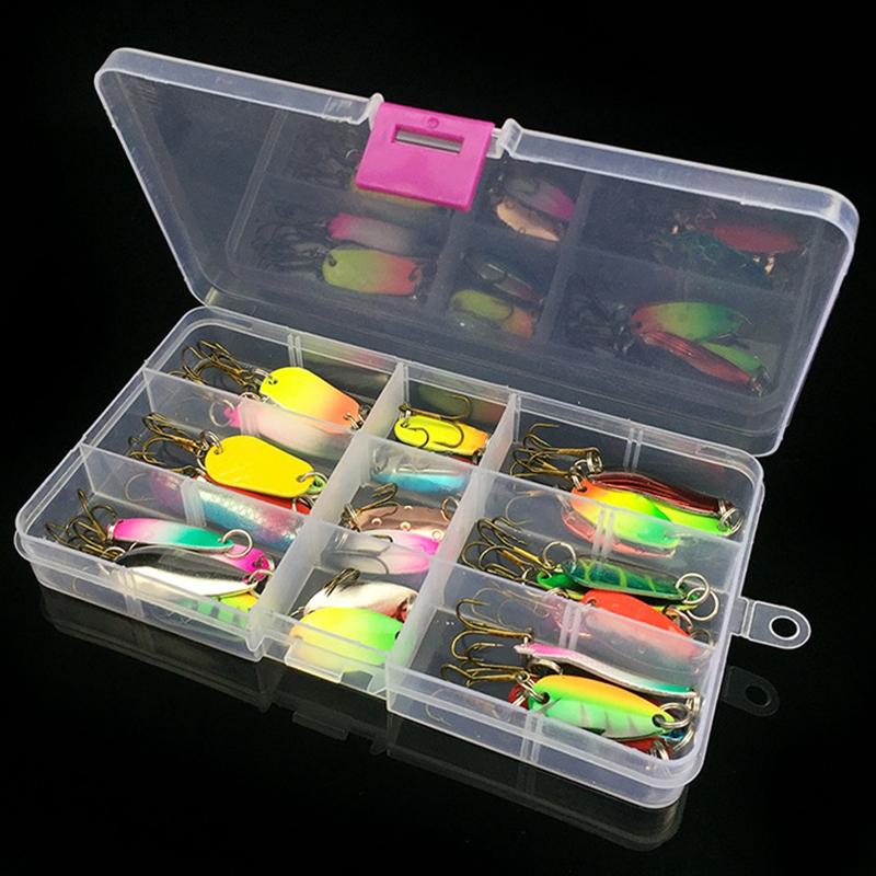 SenUelo-de-Pesca-Lentejuelas-de-Metal-Multicolor-Cebo-Cebo-BioNico-SenUelos-N7D4 miniatura 4
