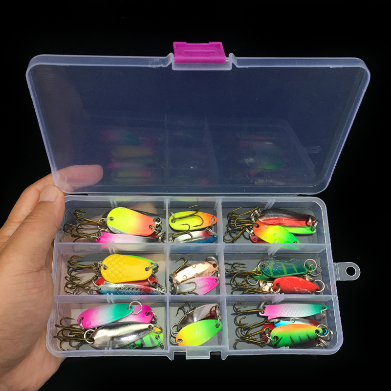SenUelo-de-Pesca-Lentejuelas-de-Metal-Multicolor-Cebo-Cebo-BioNico-SenUelos-N7D4 miniatura 6