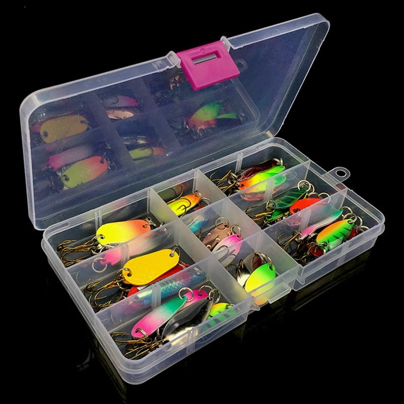 SenUelo-de-Pesca-Lentejuelas-de-Metal-Multicolor-Cebo-Cebo-BioNico-SenUelos-N7D4 miniatura 7