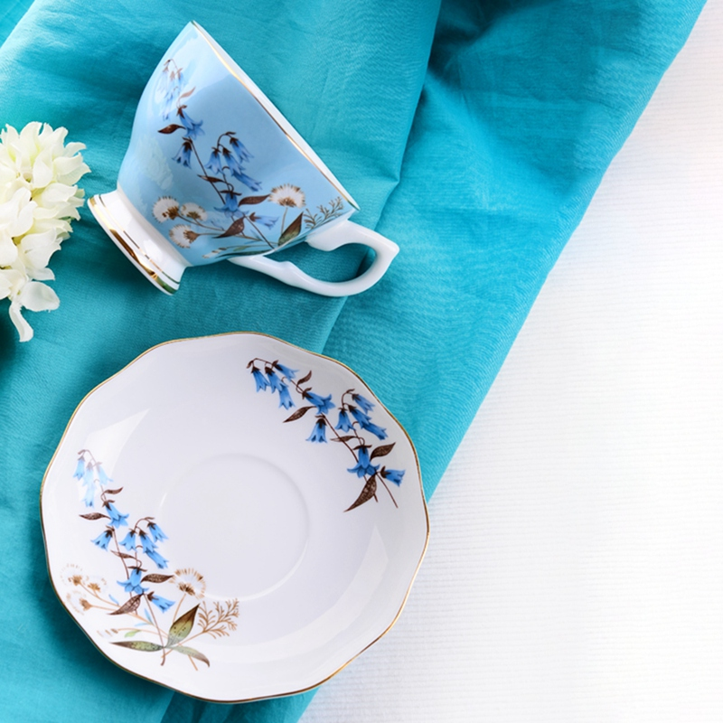 2X-Plato-de-Taza-de-Cafe-de-China-de-Hueso-Fino-Diseno-de-Moda-Divertido-Ta-T4U9 miniatura 25