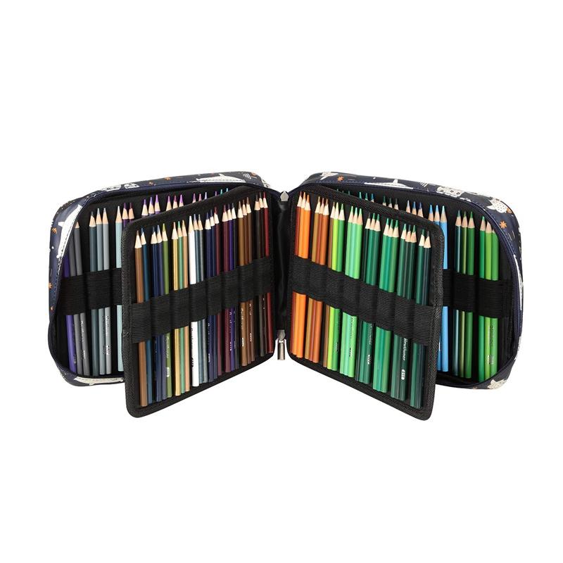 Estuche-de-Lapices-de-Colores-de-Gran-Capacidad-para-150-Lapices-Marcadores-de-L miniatura 16