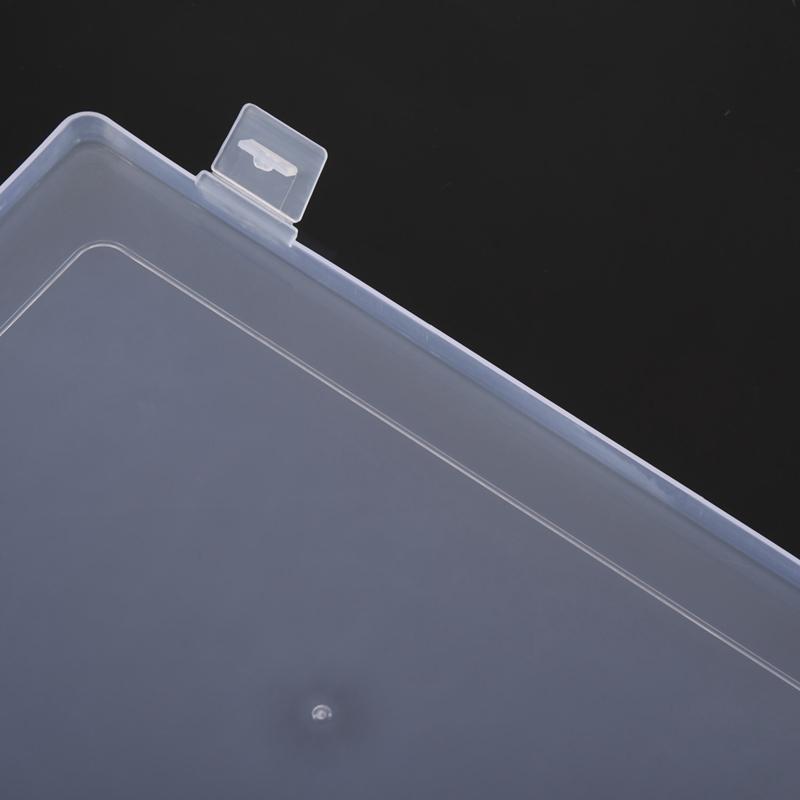 Organizador-36-Compartimento-Plastico-Bisuteria-Ajustable-Nuevo-Z1N9-cv4 miniatura 8
