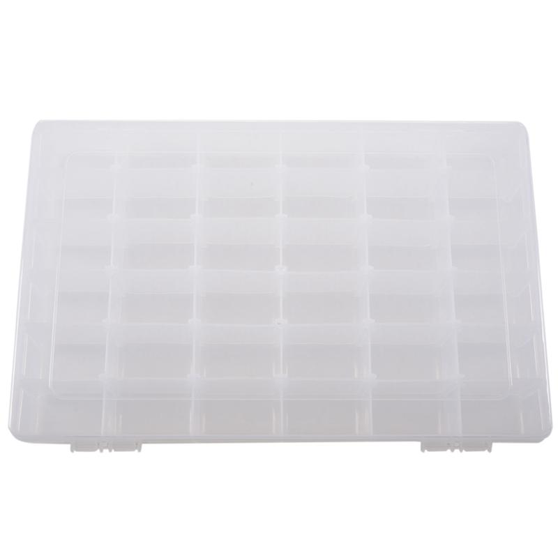 Organizador-36-Compartimento-Plastico-Bisuteria-Ajustable-Nuevo-Z1N9-cv4