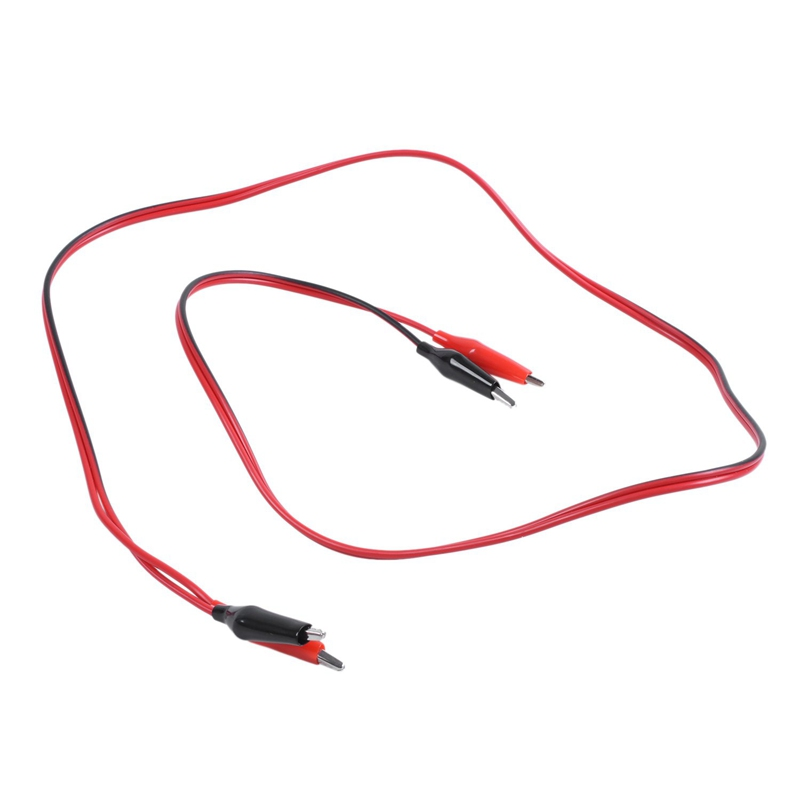 2-x-92-cm-dual-double-ended-probe-cayman-alligator-clip-cable-S9P2 thumbnail 7