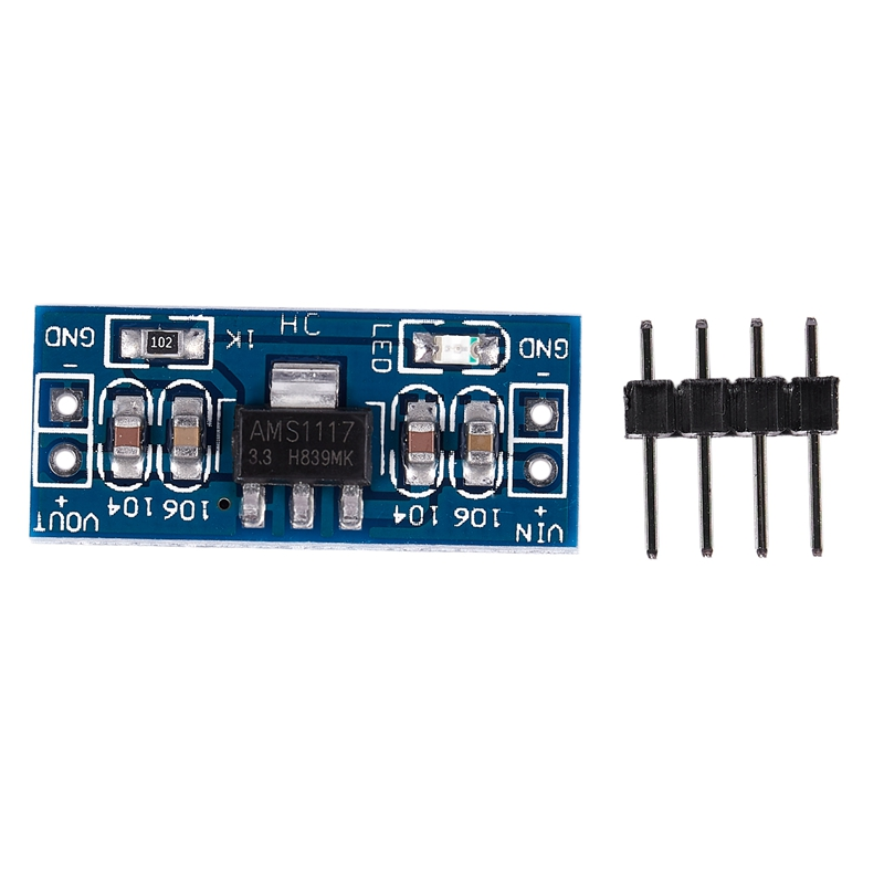 AMS1117-3-3-DC-Step-Down-Voltage-Regulator-Adapter-Convertor-3-3V-Out-T3H1 thumbnail 8