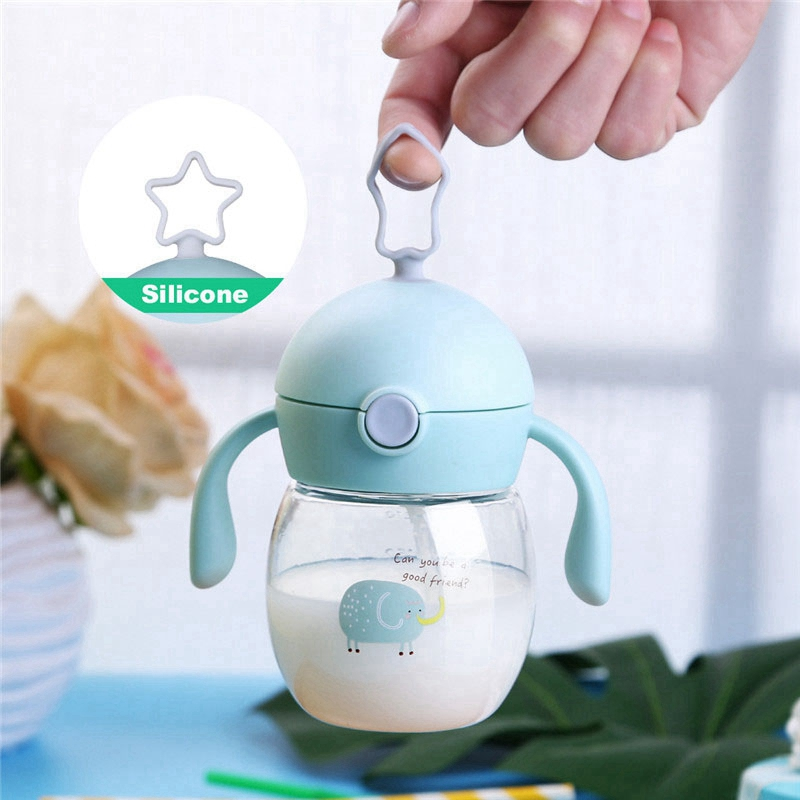 280Ml-Cup-with-Straw-Baby-Feeding-Cup-Kids-Learn-Drinking-Water-Milk-Bottle-V4D5 thumbnail 25