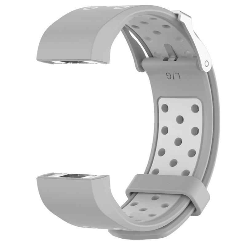 1X-Correa-de-Reloj-de-Silicona-para-Fitbit-Charge-2-Smart-Band-para-Fitbit-L6M9 miniatura 13