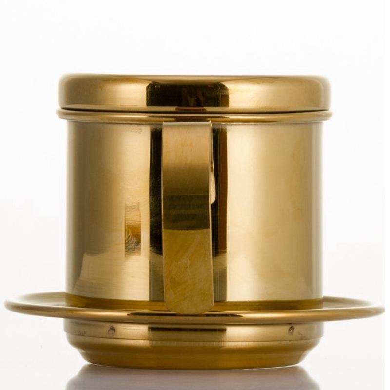 Portable-Coffee-Maker-Stainless-Steel-Mini-Maker-Drip-Coffee-Pot-Filter-Tea-E4R9 thumbnail 19