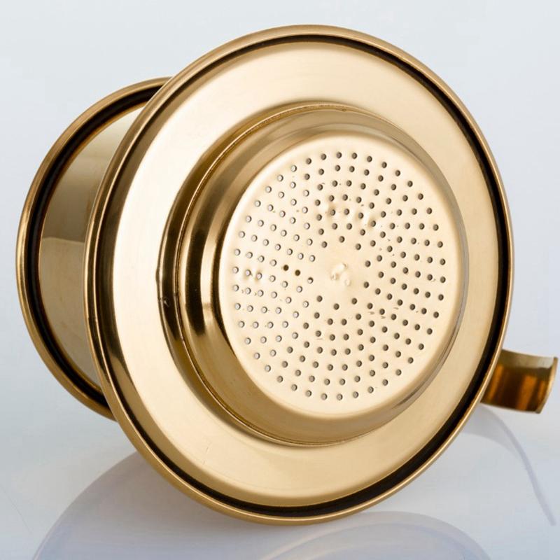 Portable-Coffee-Maker-Stainless-Steel-Mini-Maker-Drip-Coffee-Pot-Filter-Tea-E4R9 thumbnail 20