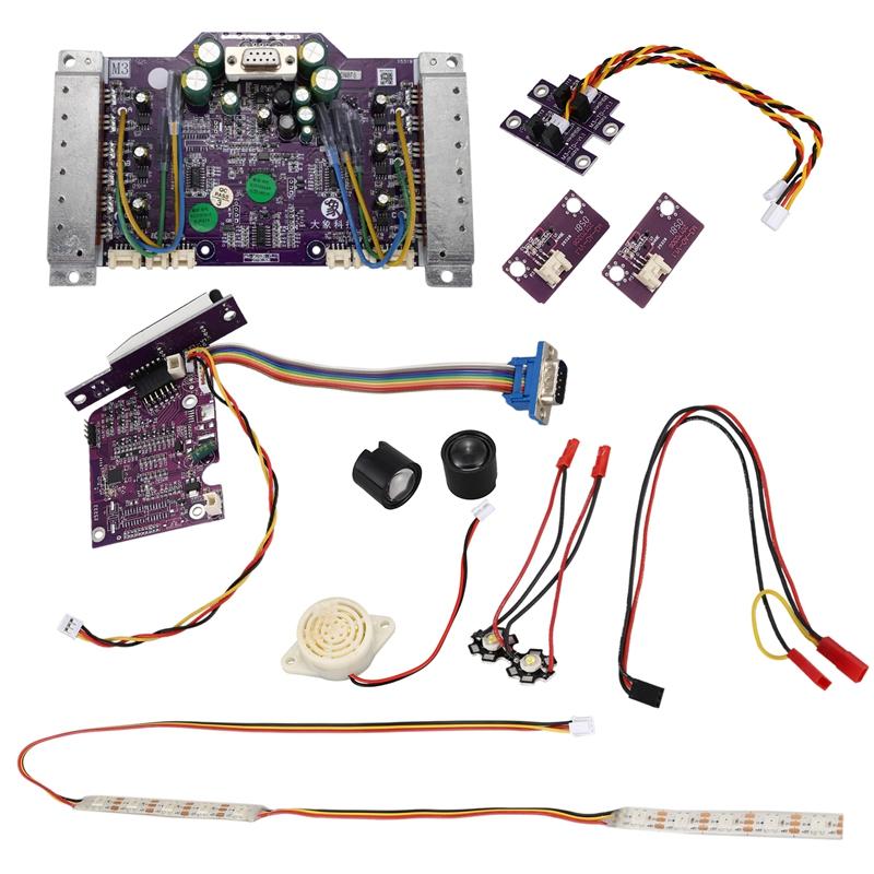 Mini eléctrica self Equilibrar Scooter Placa madre Placa  de control de placa base 54V D1H4  Envío y cambio gratis.