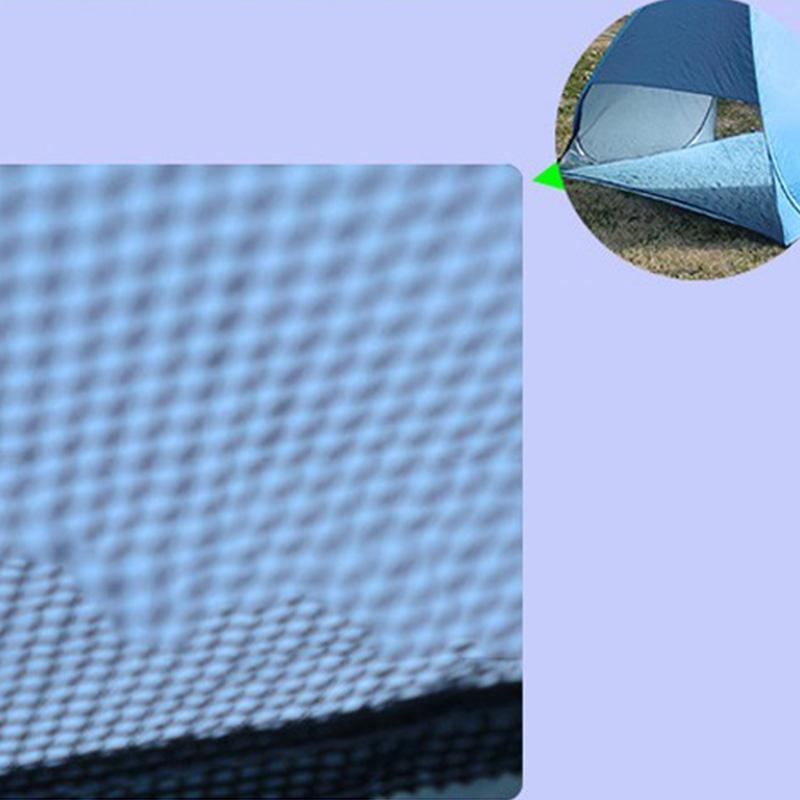 Tente-de-Plage-Ultra-LeGeRe-Tente-Pliante-Pop-Up-Automatique-Tente-B3C5 miniature 9