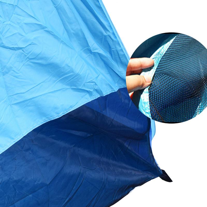 Tente-de-Plage-Ultra-LeGeRe-Tente-Pliante-Pop-Up-Automatique-Tente-B3C5 miniature 11