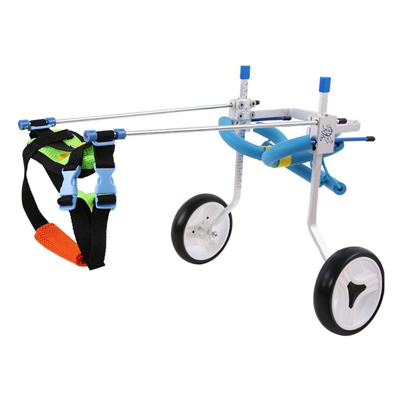 1X(5 Types Chariot Fauteuil Roulant pour Animal Handicapé pour Pattes Arrièr 3i8