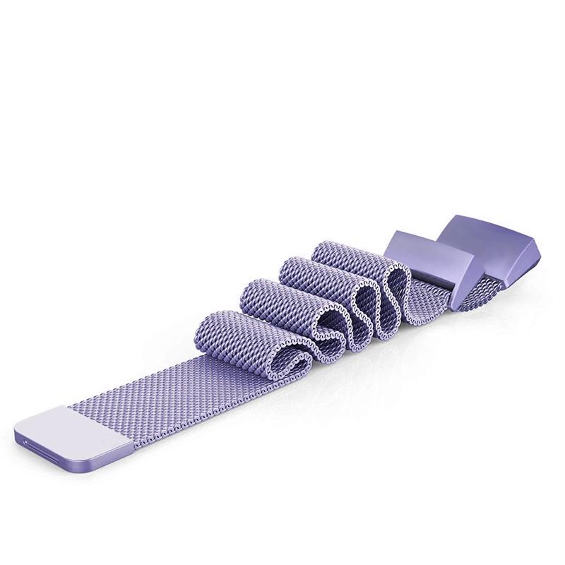 Bracelet-de-Montre-Intelligente-Bracelet-en-Acier-Inoxydab-le-Milanais-Fitn-M5U8 miniature 4