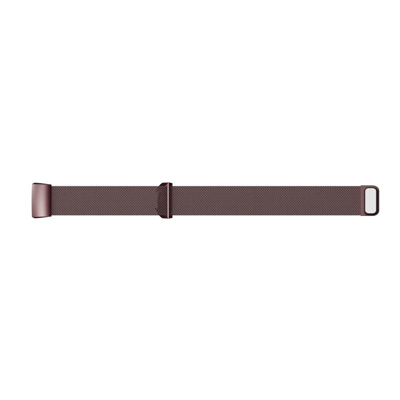 Bracelet-de-Montre-Intelligente-Bracelet-en-Acier-Inoxydab-le-Milanais-Fitn-M5U8 miniature 9
