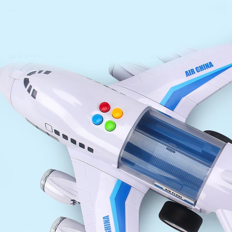 Music-Story-Simulation-Track-Inertia-Kinder-Spielzeugflugzeug-Large-Size-Pa-Y4N2 Indexbild 5