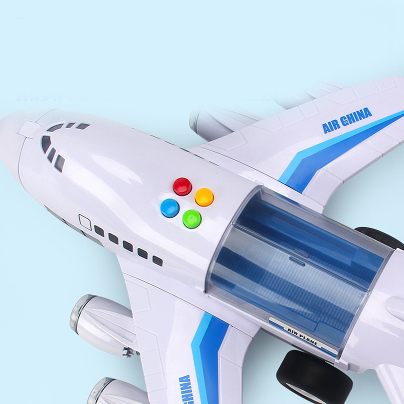 Music-Story-Simulation-Track-Inertia-Kinder-Spielzeugflugzeug-Large-Size-Pa-Y4N2 Indexbild 14