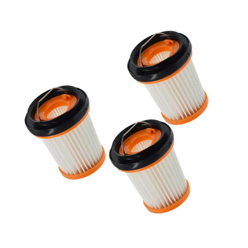 3pcs Filters For Shark Ion W1 Cordless Handheld Vacuum Wv200 Wv201 Wv205 Parts J 194452300891 Ebay