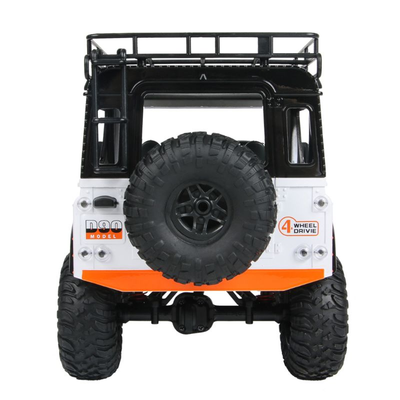 MN99-1-12-2-4G-4WD-RTR-Crawler-RC-Car-para-Land-Rover-70-Anniversary-Editio-J9V6 miniatura 13