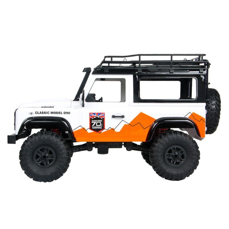 MN99-1-12-2-4G-4WD-RTR-Crawler-RC-Car-para-Land-Rover-70-Anniversary-Editio-J9V6 miniatura 15