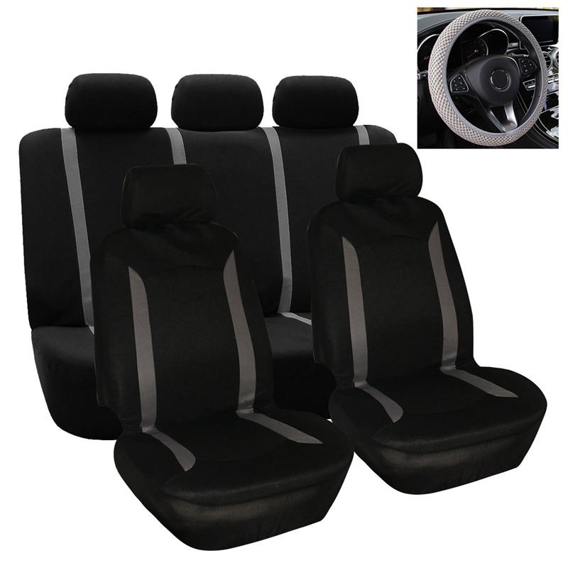 Universal-10-Teile-Satz-Auto-Sitz-Bezug-Protector-Schutz-Sitz-Bezug-fuer-A-K5O7 Indexbild 20