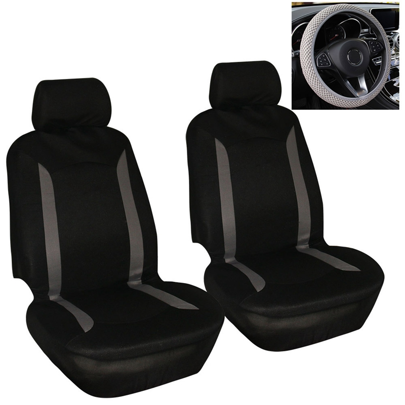 Universal-10-Teile-Satz-Auto-Sitz-Bezug-Protector-Schutz-Sitz-Bezug-fuer-A-K5O7 Indexbild 21