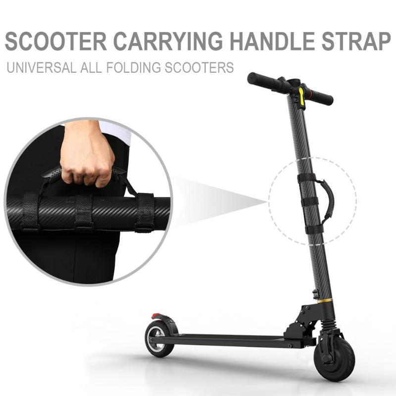 Portable-Electric-Scooter-Hand-Carrying-Handle-Strap-Scooter-Accessories-fo-P2R3 thumbnail 3