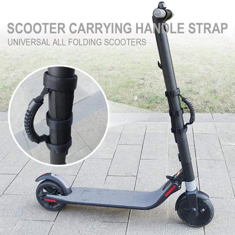 Portable-Electric-Scooter-Hand-Carrying-Handle-Strap-Scooter-Accessories-fo-P2R3 thumbnail 8