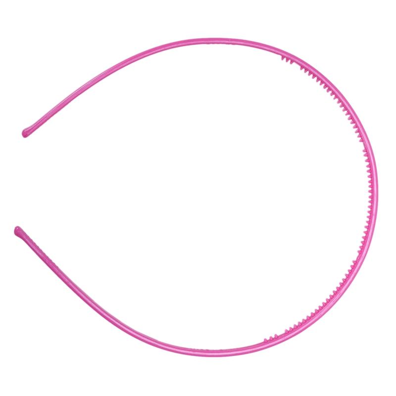 10-PCS-Serre-tete-bandeau-cheveux-accessoire-fille-femme-plastique-headband-L7W7 miniature 17