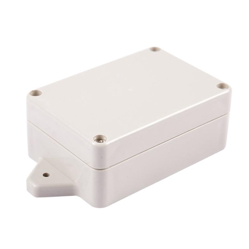 Black Waterproof Plastic Electric Project Case Junction Box 60*36*25mm FF