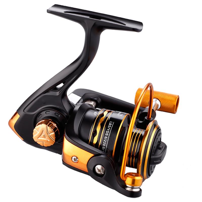 miniatura 3 - 1X(Carrete de Pesca Giratorio Carrete de Pesca de Arrastre MáXimo de 6 Kg 5 E6Z3
