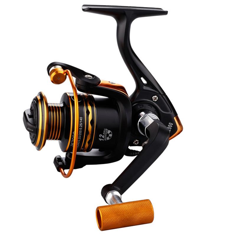 miniatura 4 - 1X(Carrete de Pesca Giratorio Carrete de Pesca de Arrastre MáXimo de 6 Kg 5 E6Z3