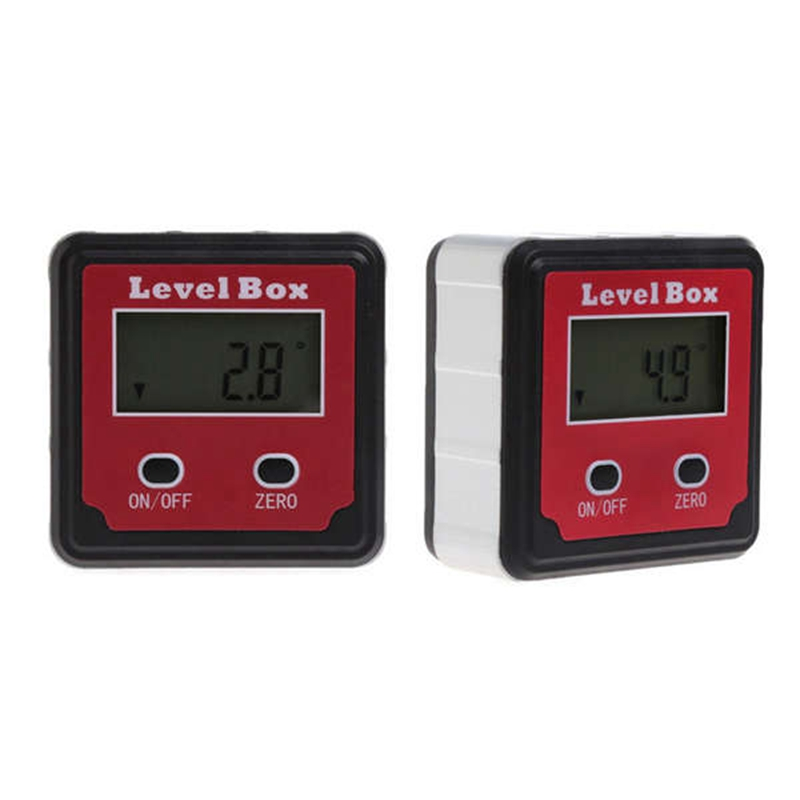 2X-Digital-Niveau-Box-Winkel-Messer-Finder-Level-Spezifikation-Fase-Gage-InY1K1 Indexbild 8