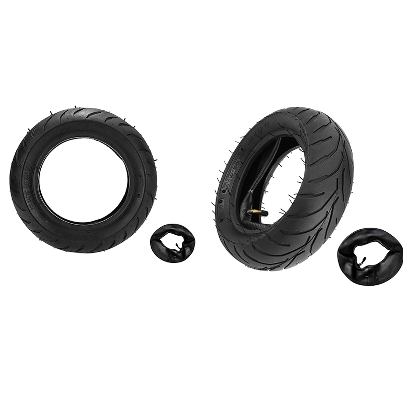 SODIAL 90//65-6.5 Tread Tire with Inner Tube 47-49Cc Pocket Dirt Pit Bike