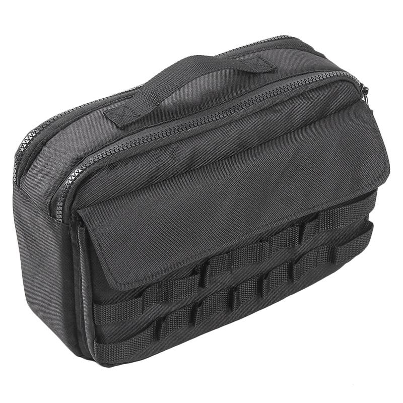 Auto-Werkzeug-Kit-Organisator-Taschen-Aufbewahrung-Tasche-Fit-fuer-Jeep-Wran-T7B8
